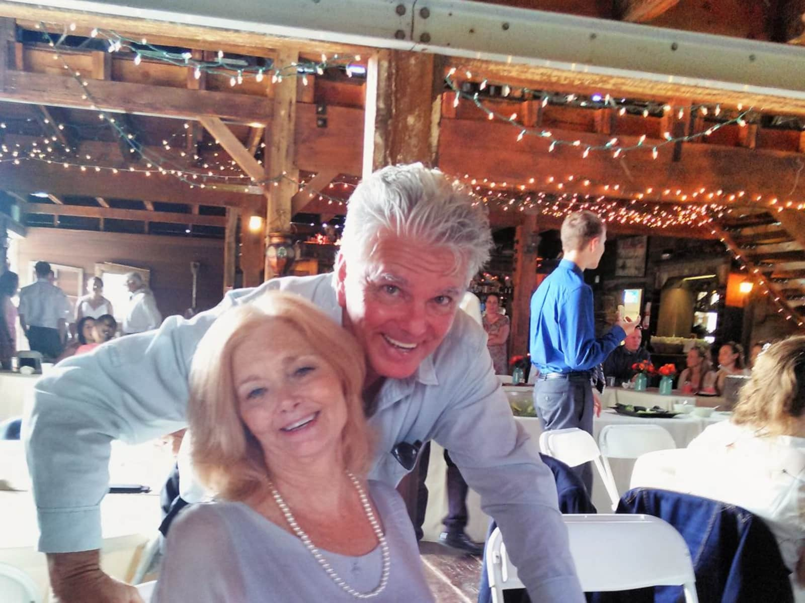 Linda & Marc from Clearwater, Florida, United States