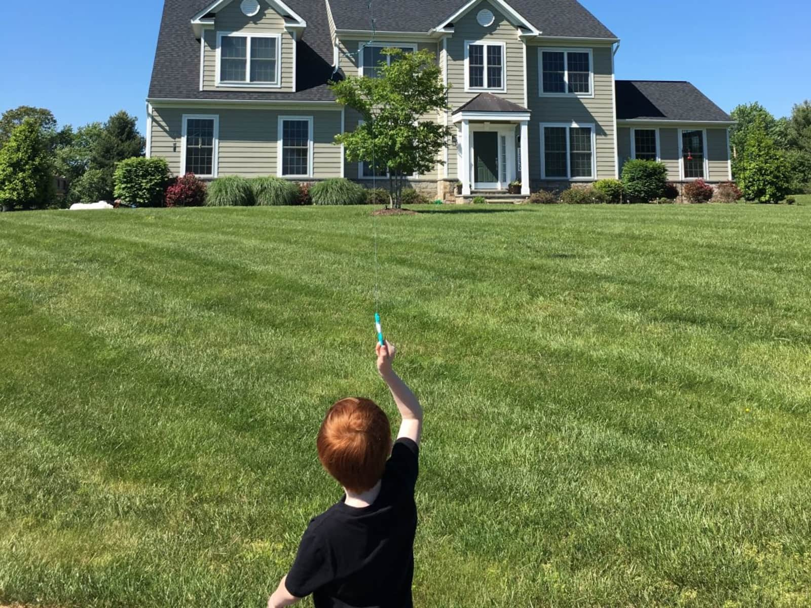 Housesitting assignment in Darnestown, Maryland, United States