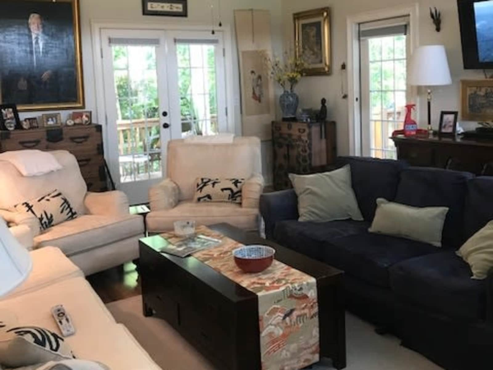 Housesitting assignment in Madison, Georgia, United States