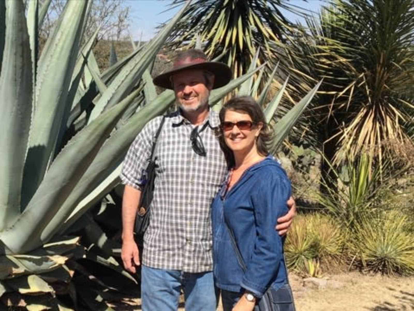 Danny & Joy from Ensenada, Mexico