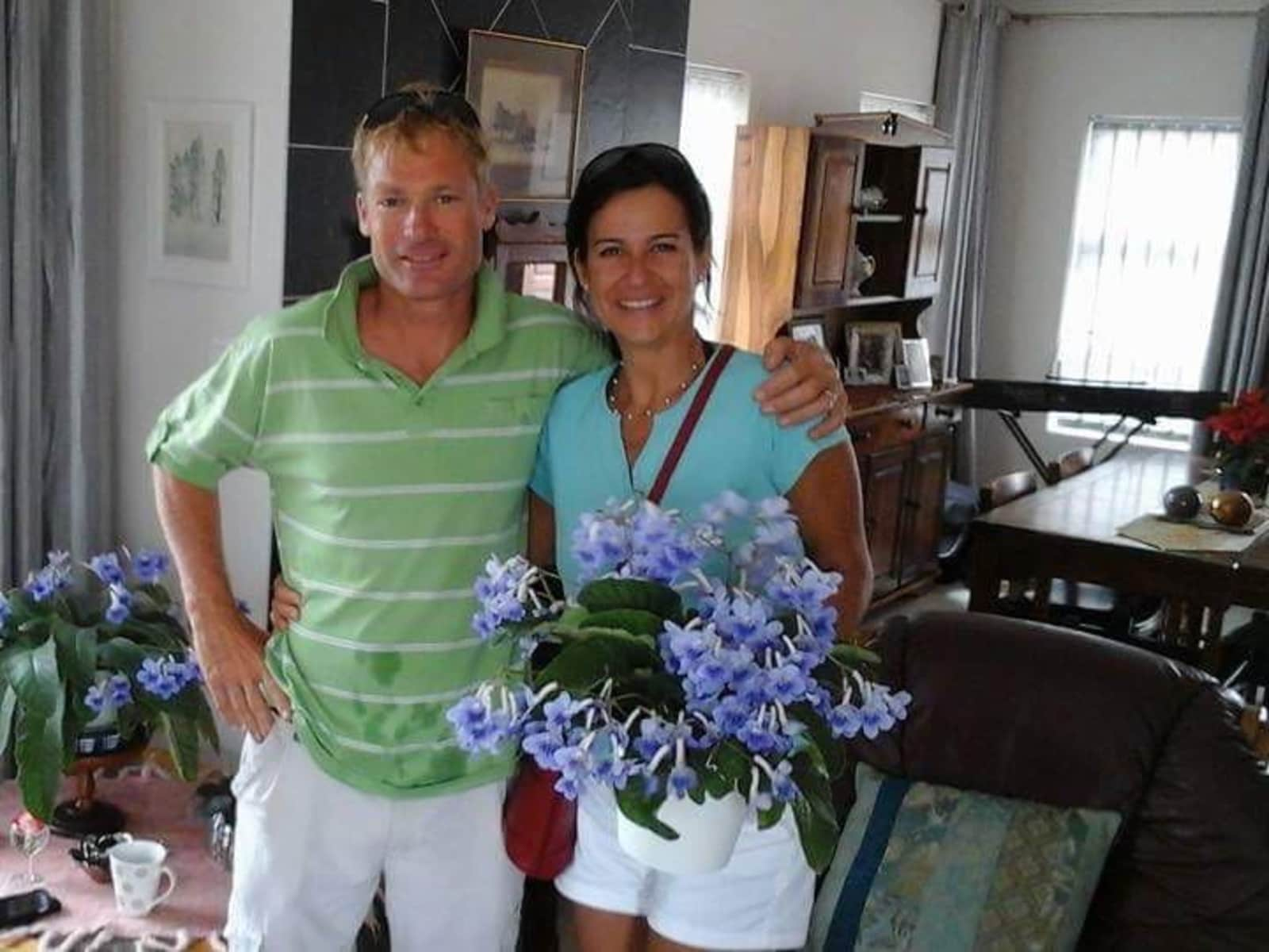 Robert & Jasna from George, South Africa