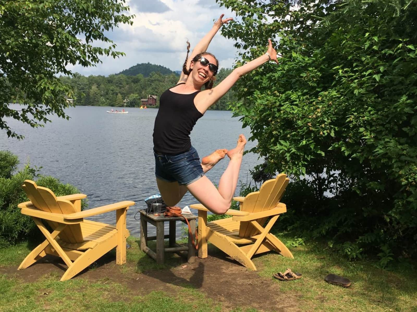 Laura from South Strafford, Vermont, United States