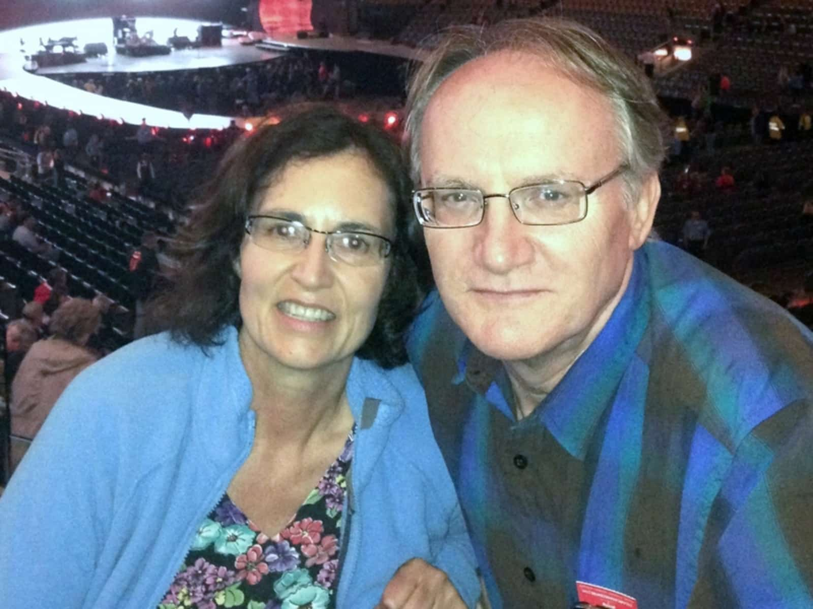 Bev & Chris from Arlington, Virginia, United States