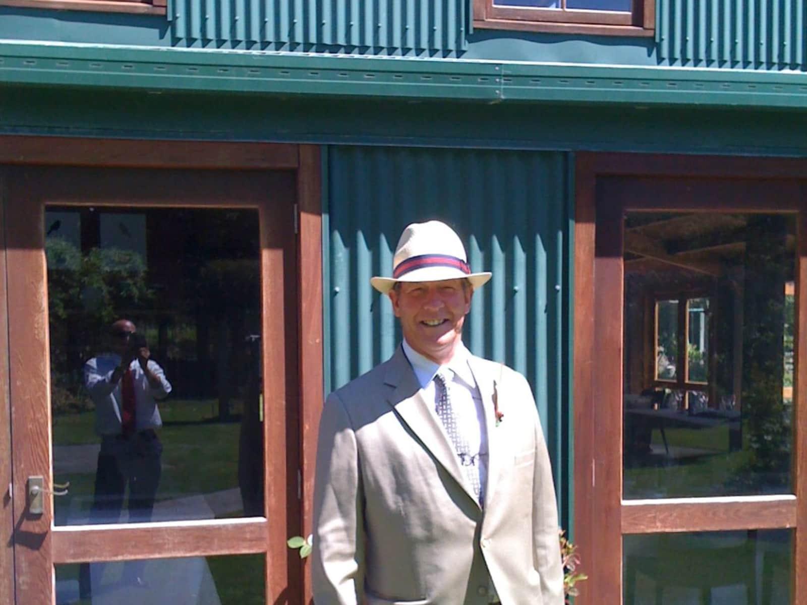 Colin from Edinburgh, United Kingdom
