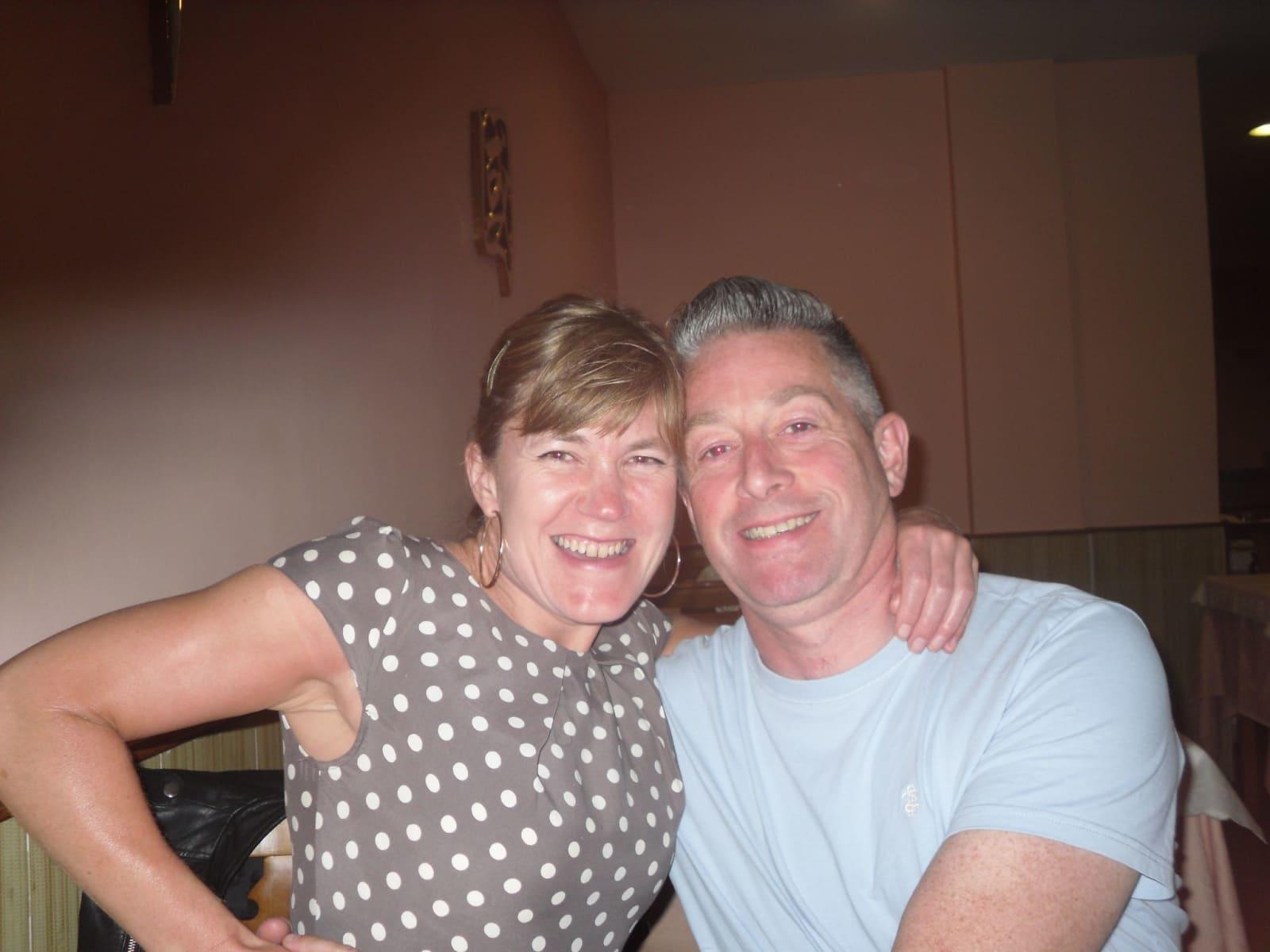 Jo & Stuart from Bury St Edmunds, United Kingdom