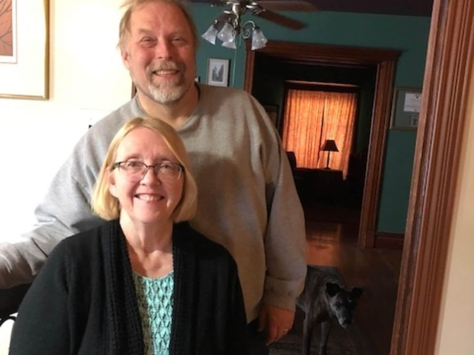 Susan & David from Elgin, Illinois, United States