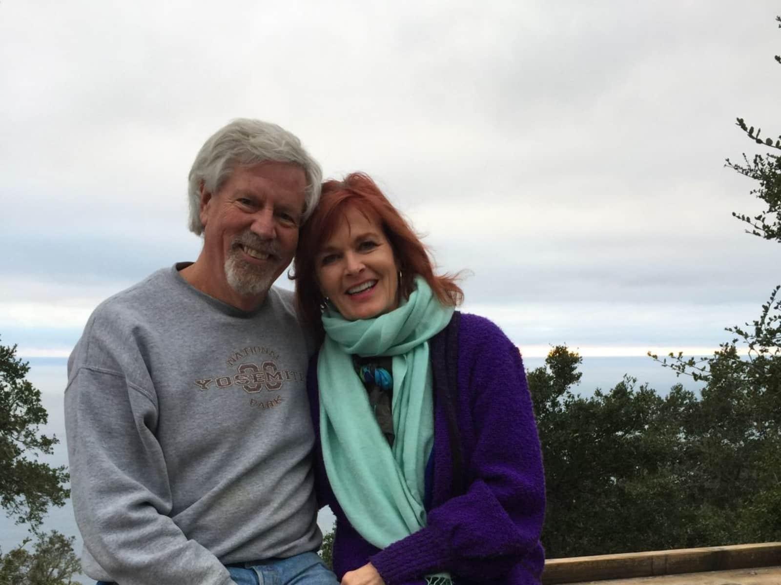 Paula joy & Doug from Carmel-by-the-Sea, California, United States