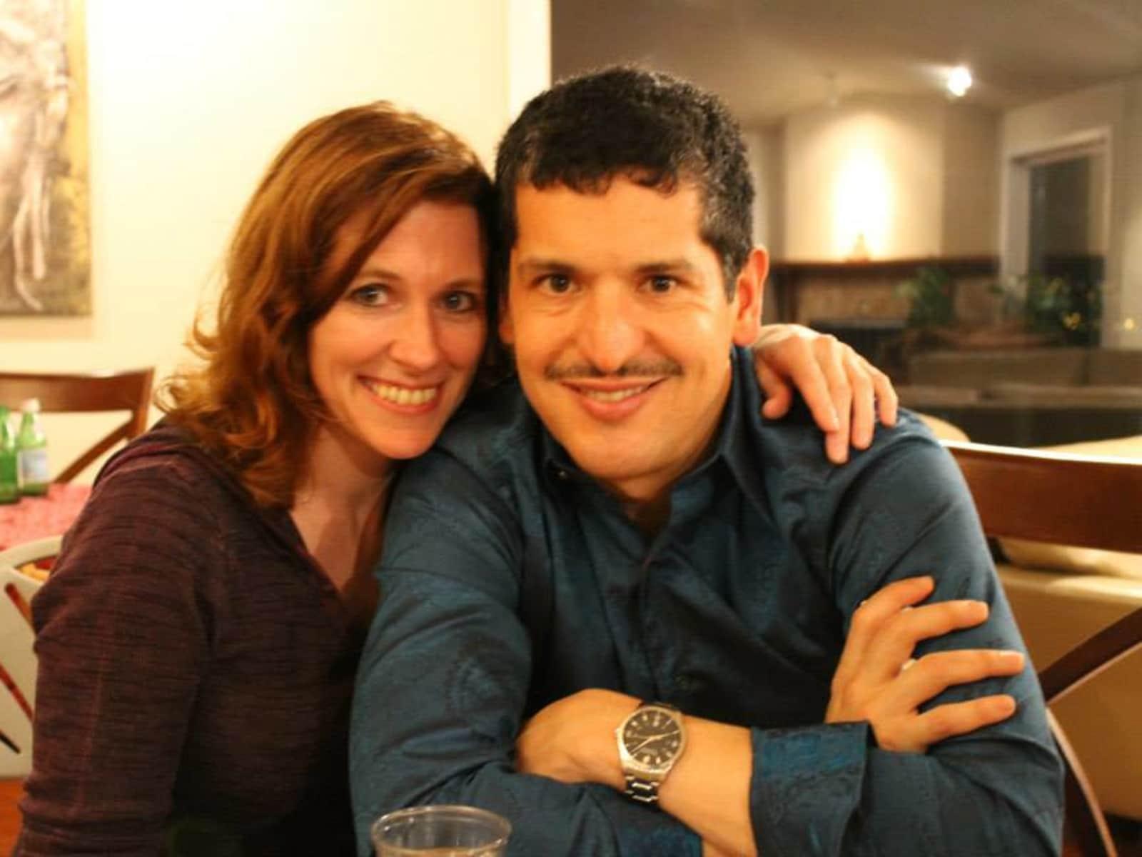 Melissa & Ruben from Seattle, Washington, United States