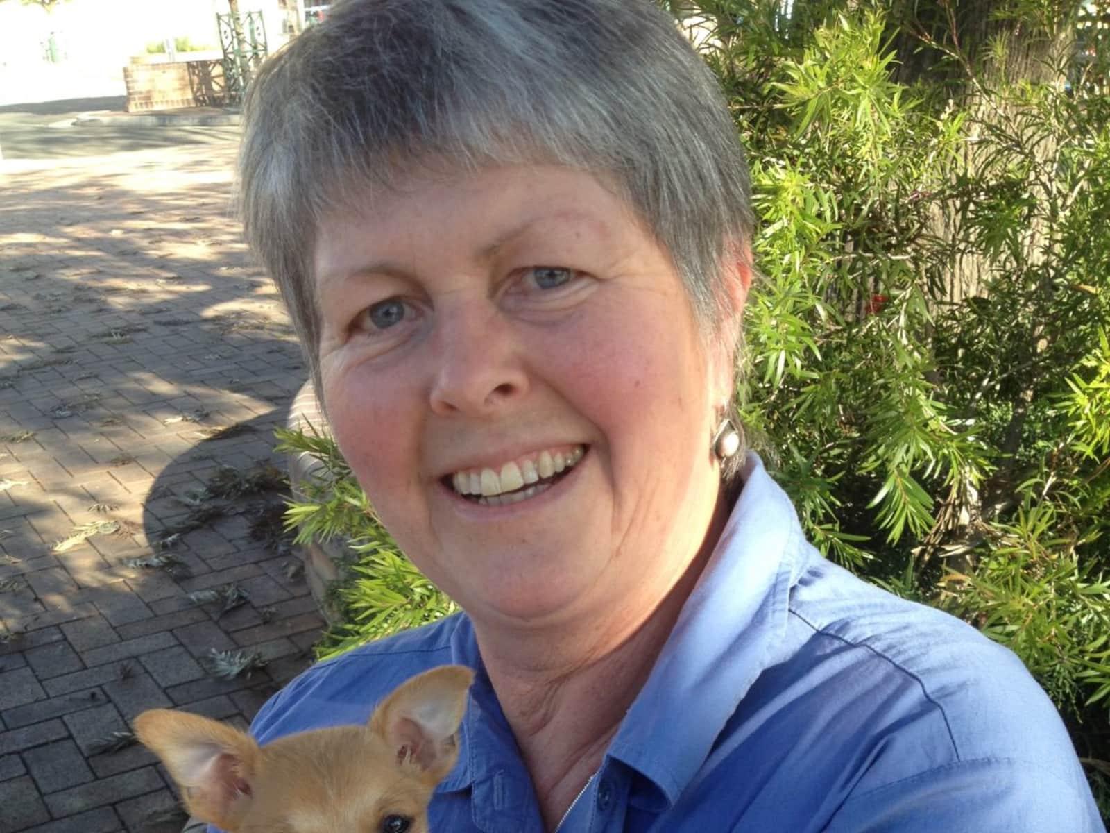 Judy from Frankston, Victoria, Australia