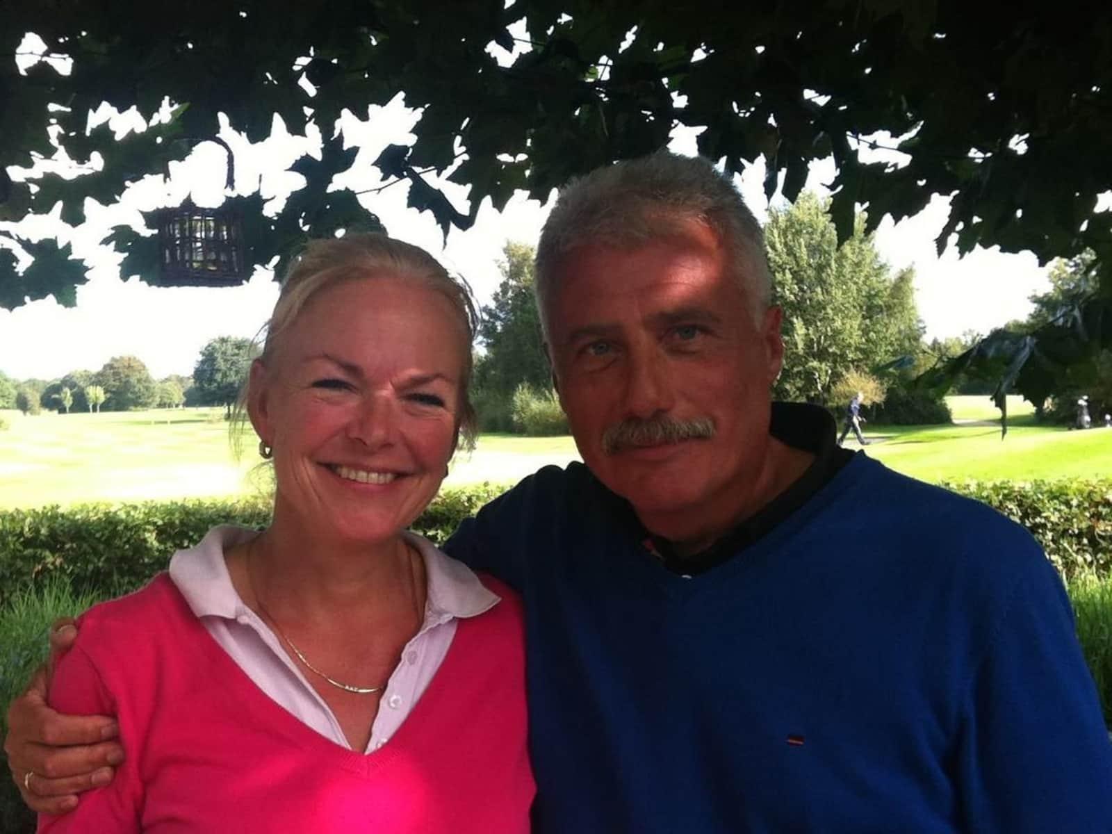 Leonie & Paul from Rotterdam, Netherlands