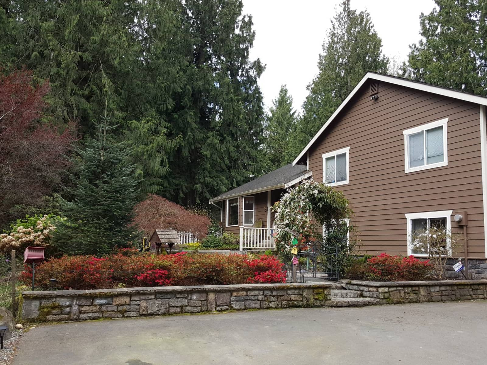 Housesitting assignment in Maple Valley, Washington, United States
