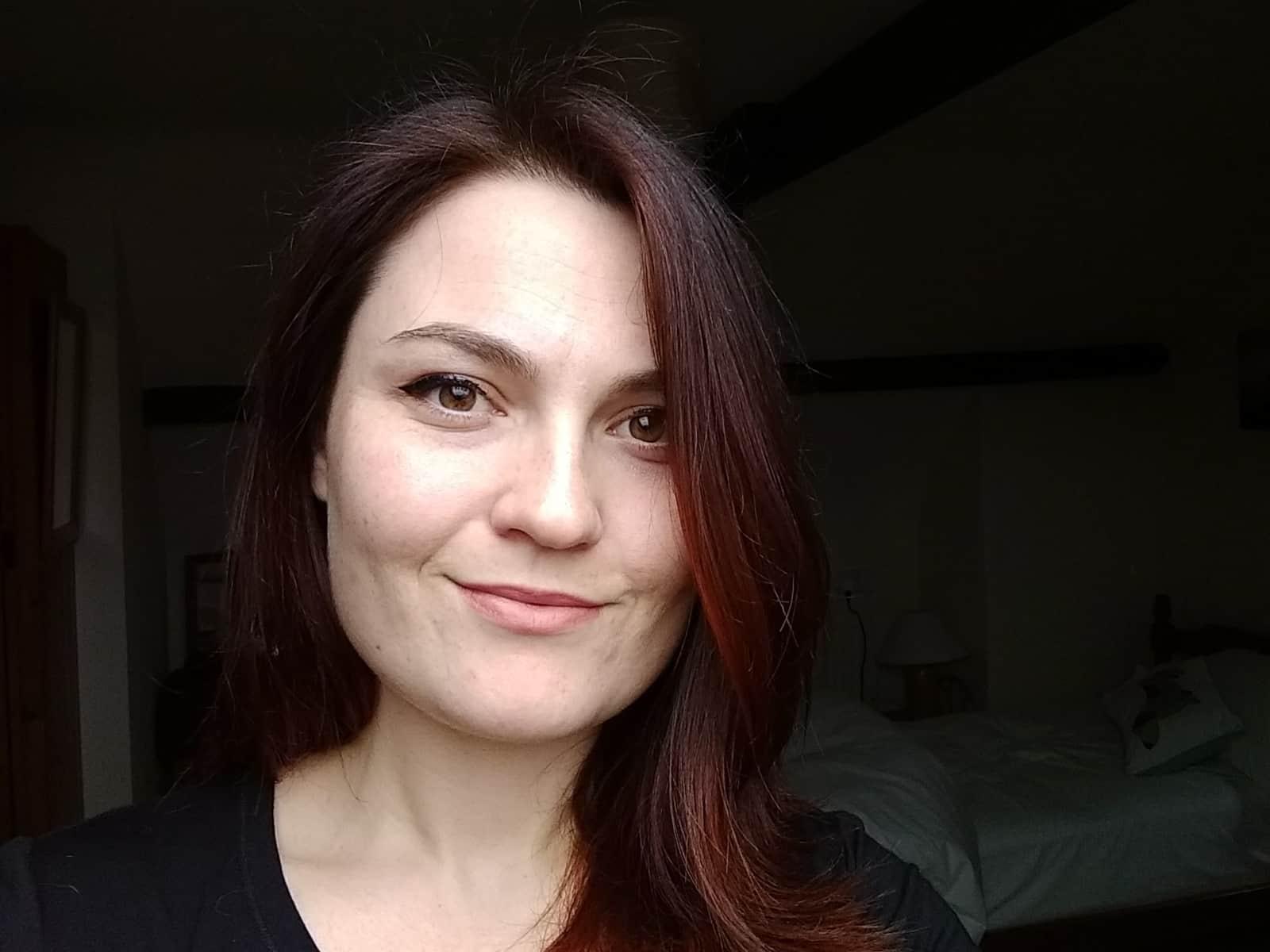 Jess from Cardiff, United Kingdom