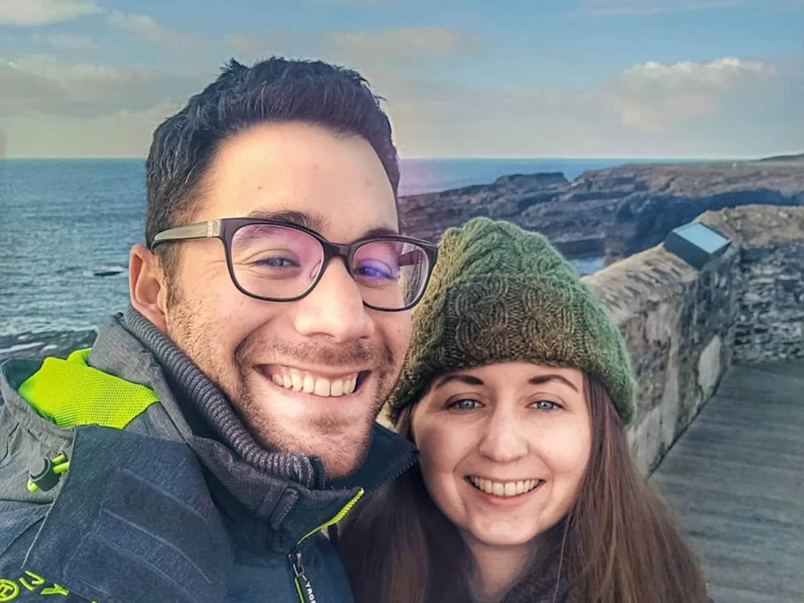 Adam & Karen from Ambleside, United Kingdom