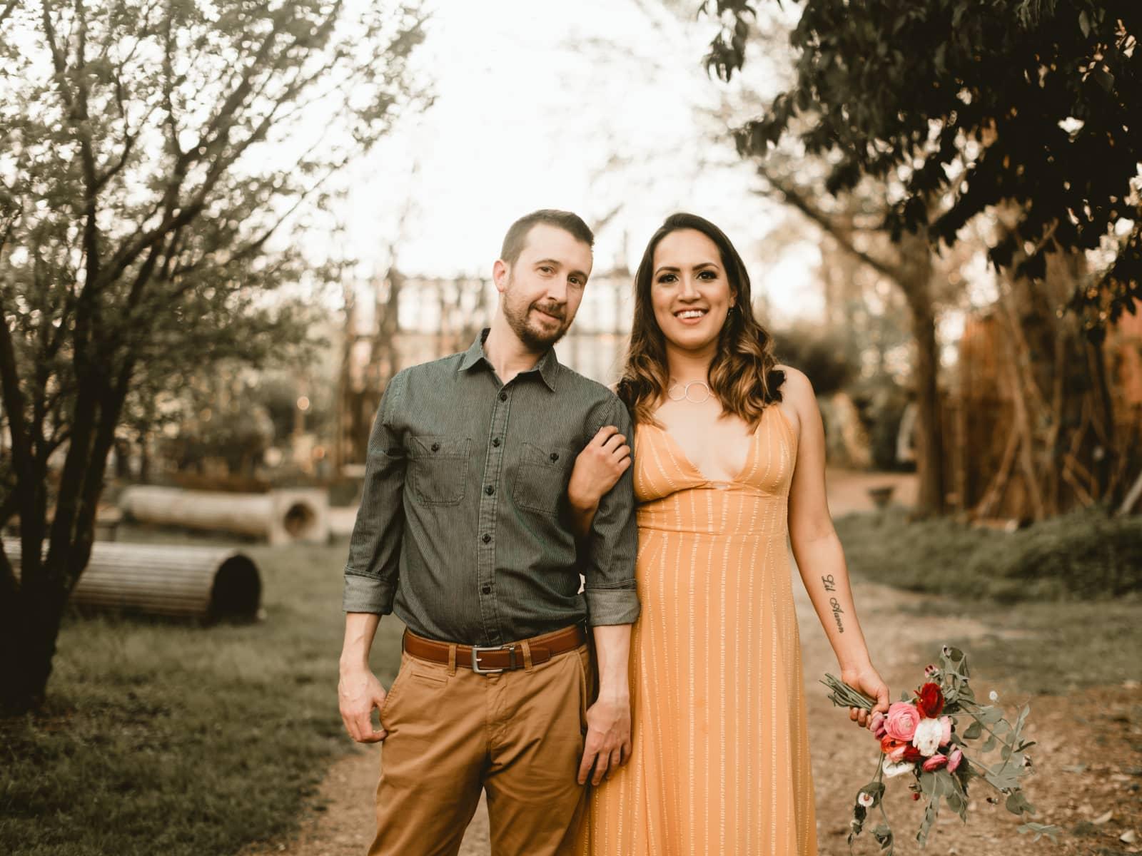Amanda & Jason from Austin, Texas, United States