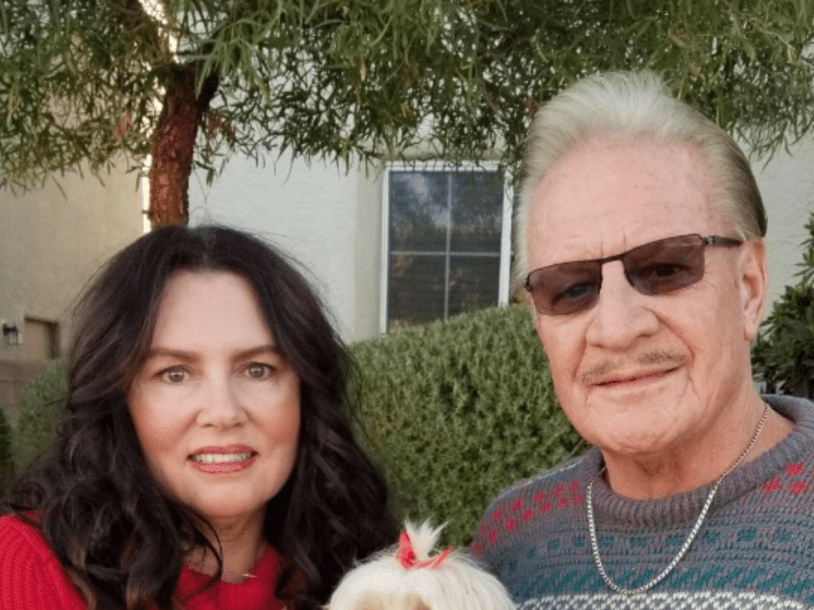Chrissie & Gary from Las Vegas, Nevada, United States