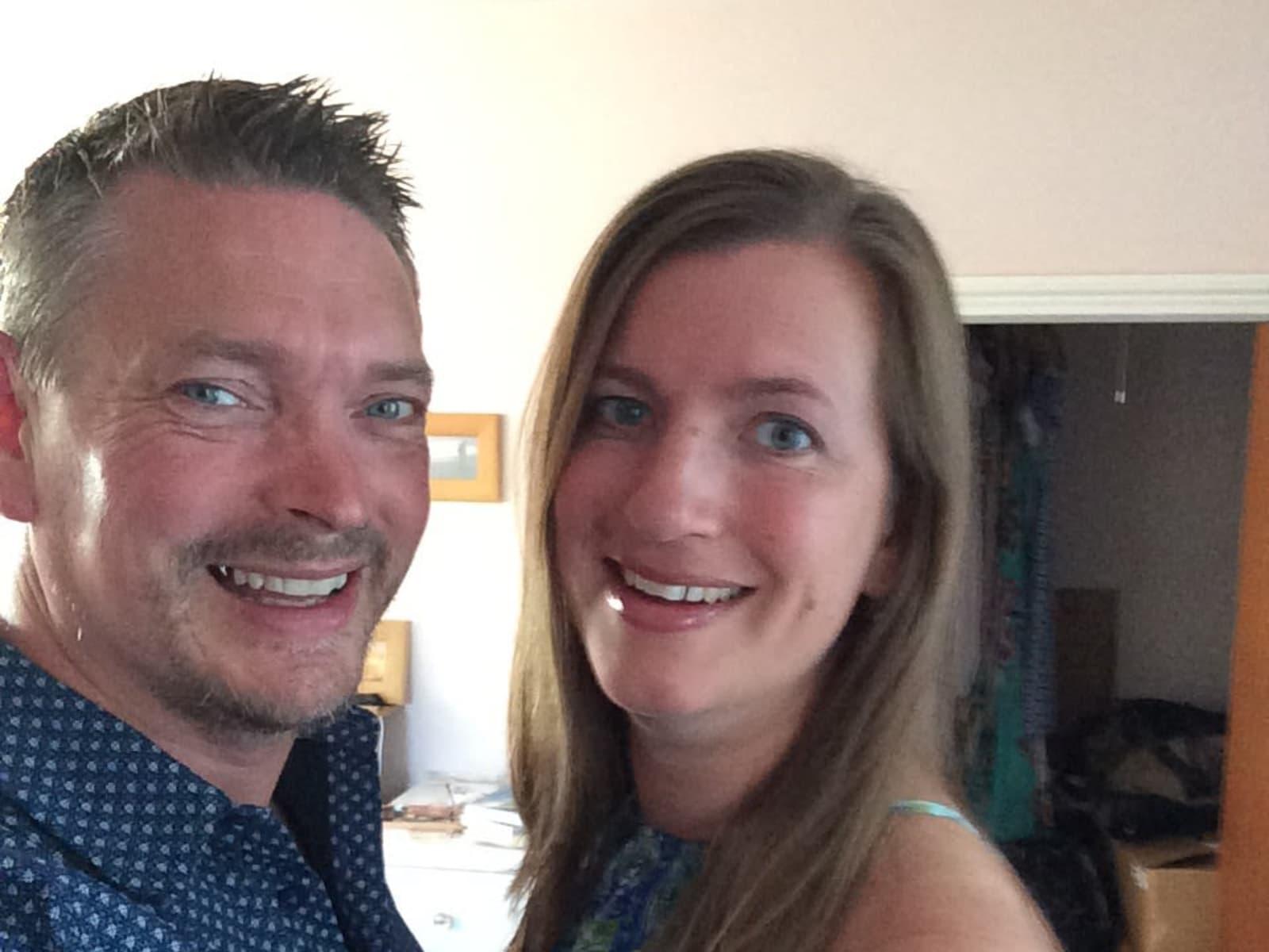 Gemma & Darren from Watlington, United Kingdom