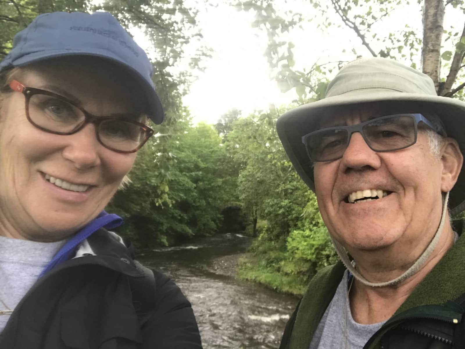 Celine & Guy from Vaudreuil-Dorion, Quebec, Canada