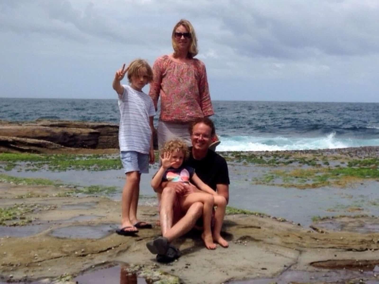 Manuela & Andreas from Sydney, New South Wales, Australia