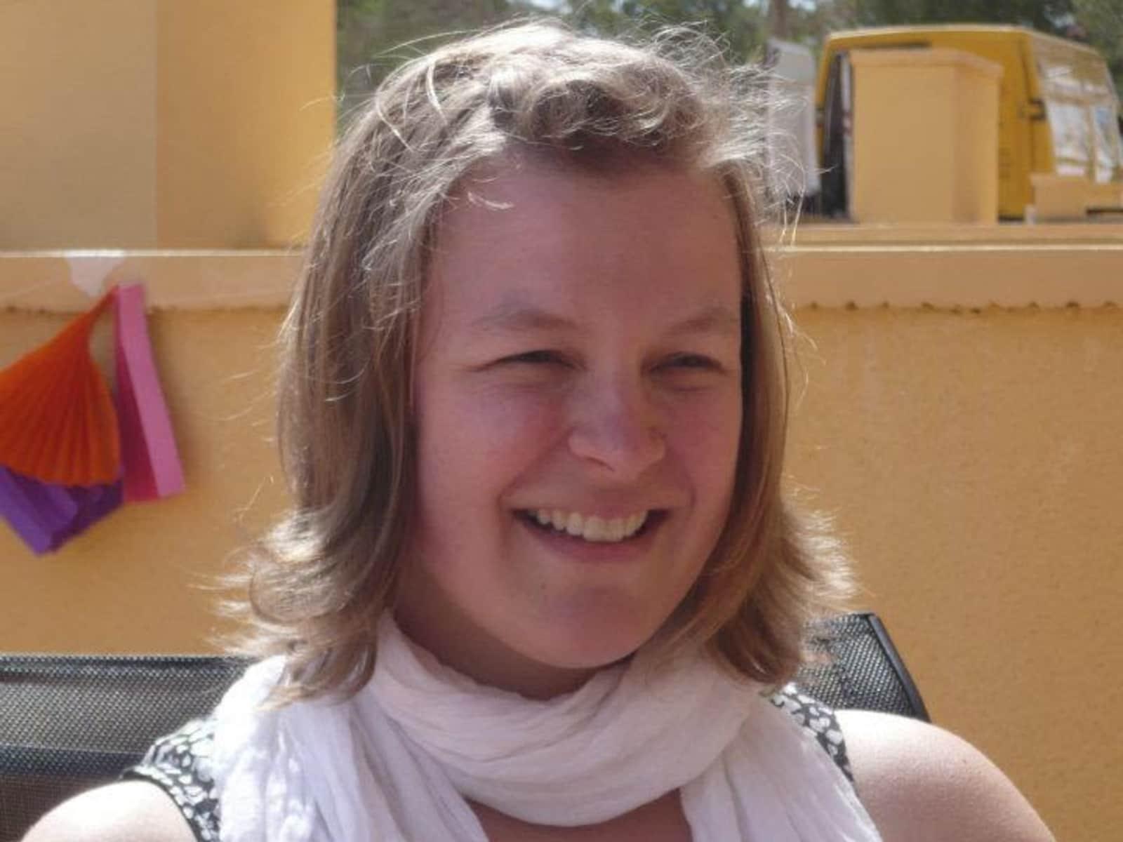 Sara from Hasselt, Belgium
