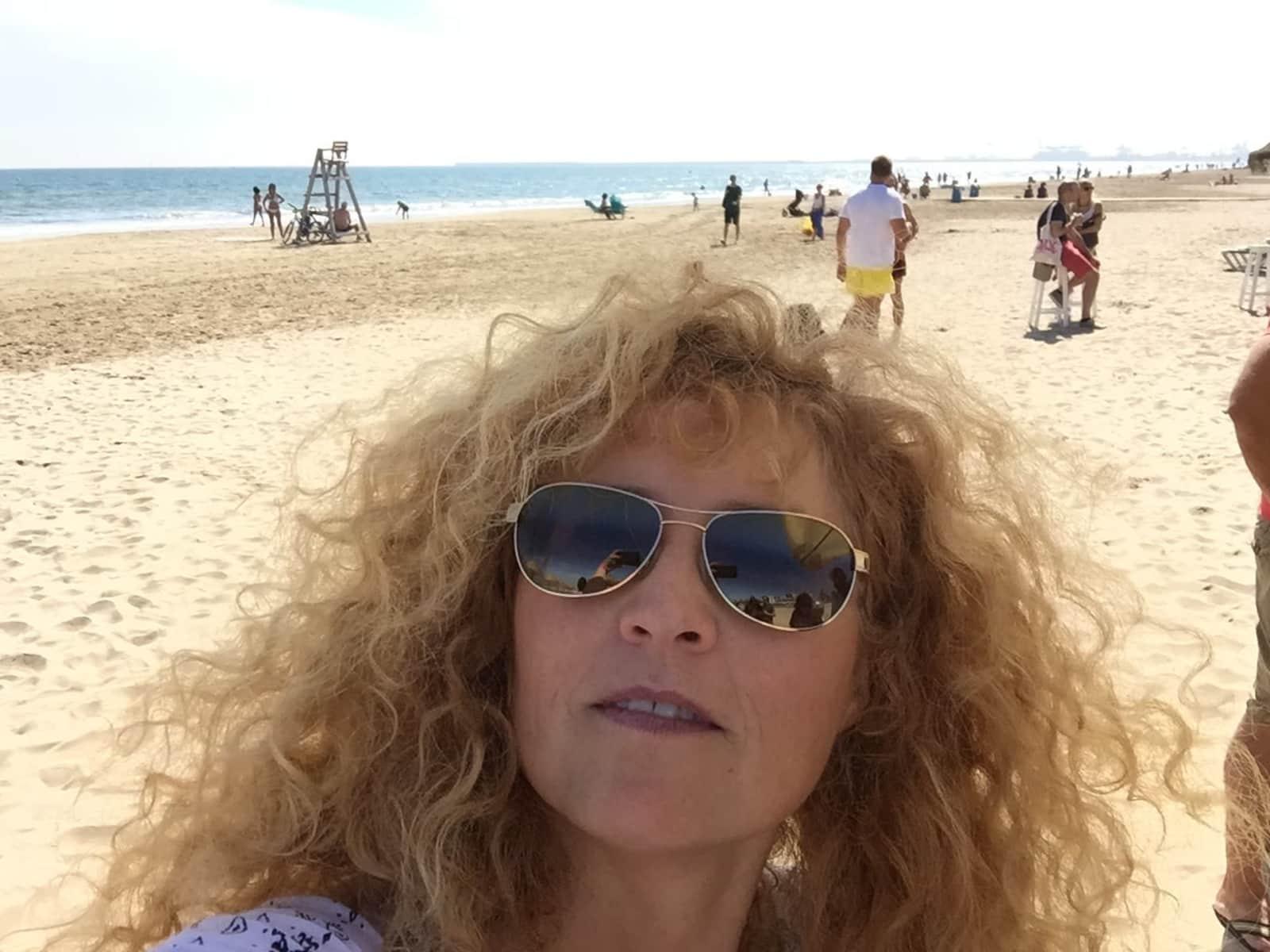 Jackie from Valencia, Spain