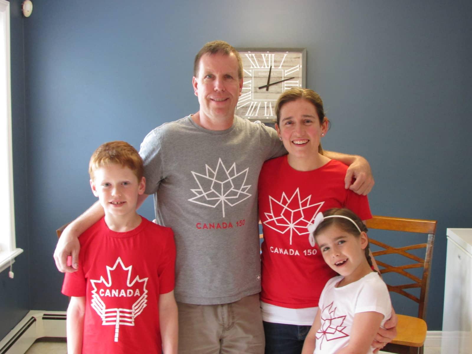 Emily & Chris from Halifax, Nova Scotia, Canada