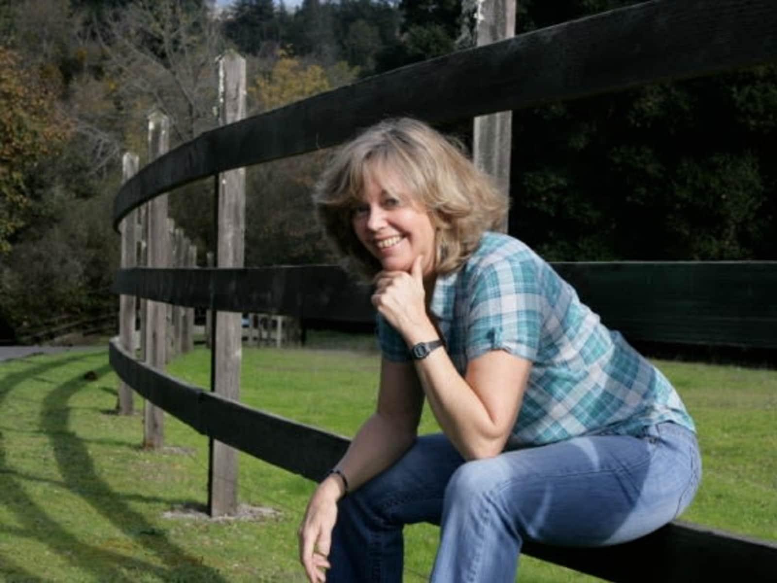 Diane from Sebastopol, California, United States