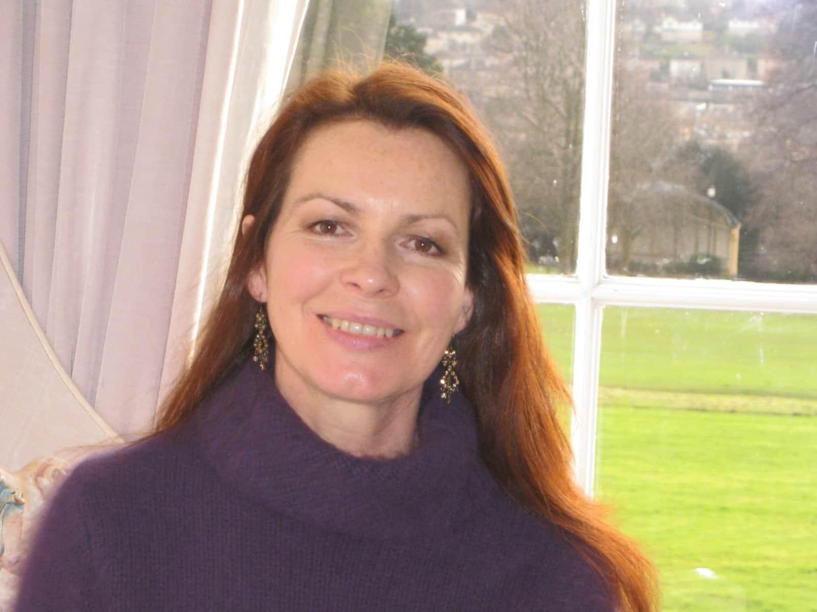 Barbara from Bath, United Kingdom