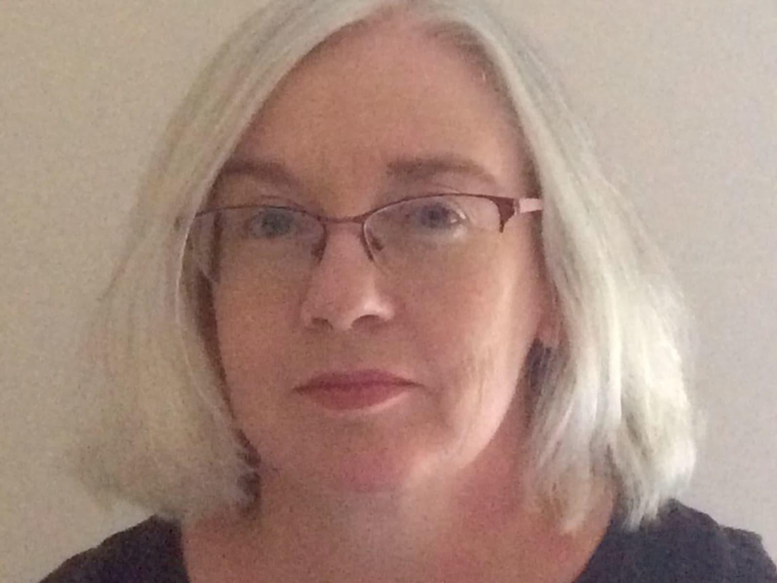 Marian from Clerkenwell, United Kingdom