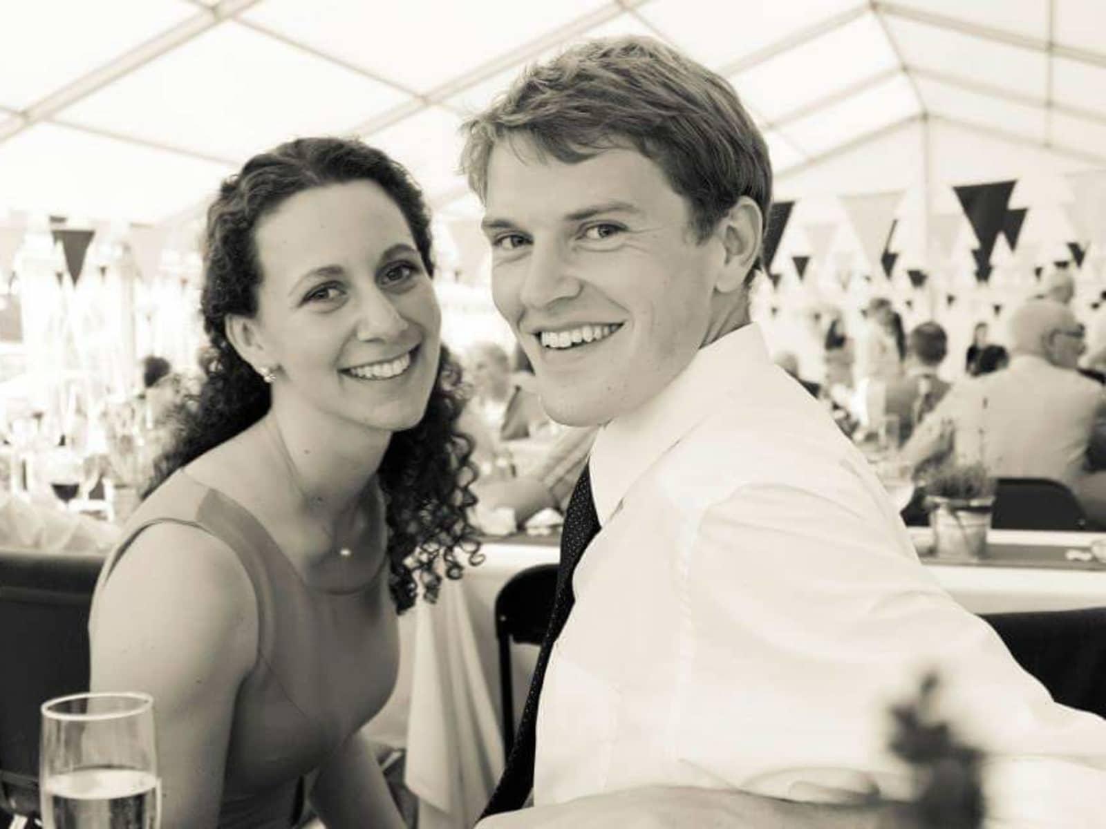 Ayelet & Michael from York, United Kingdom