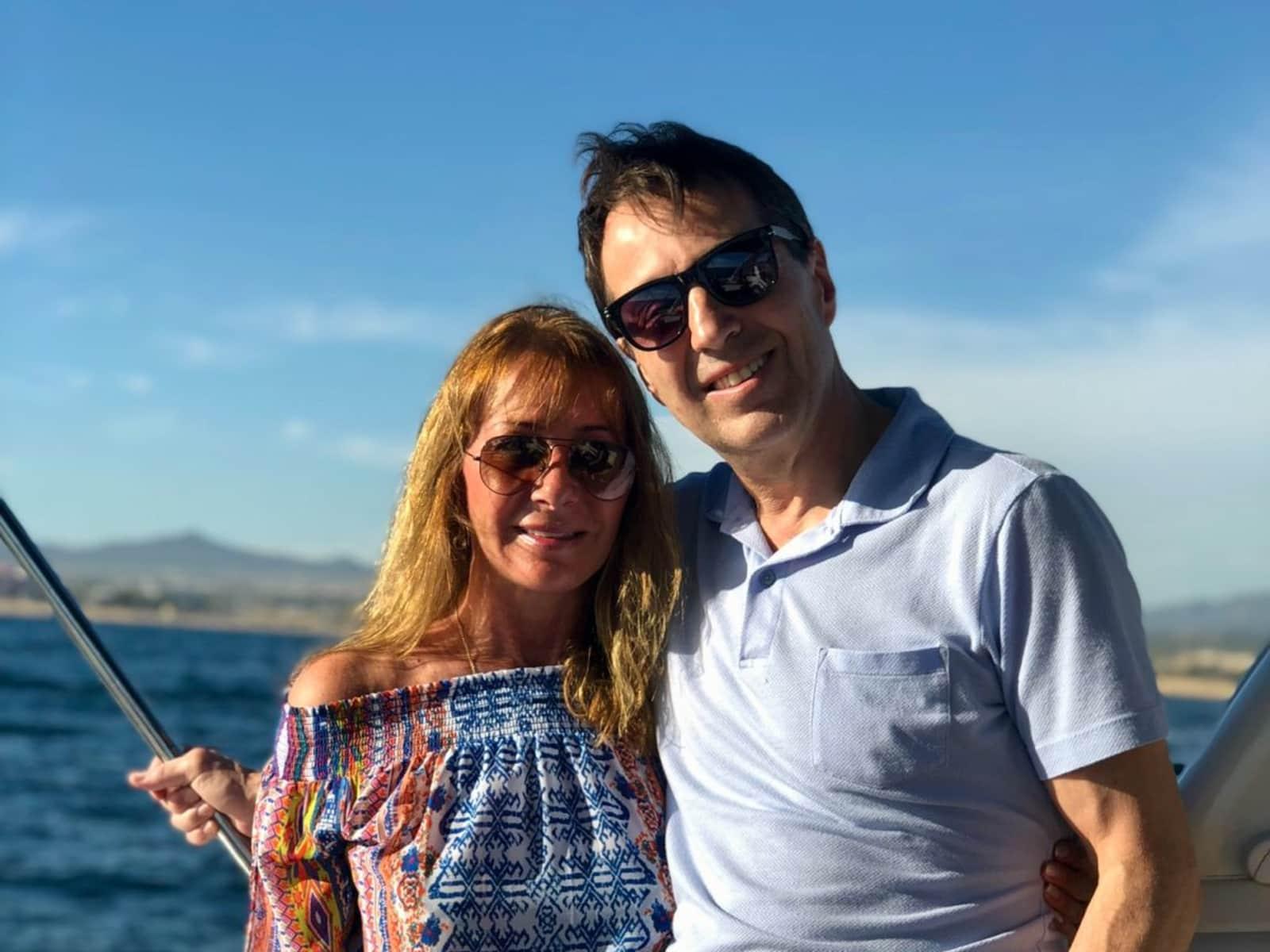 Faye & Daniel from Cherry Hills Village, Colorado, United States
