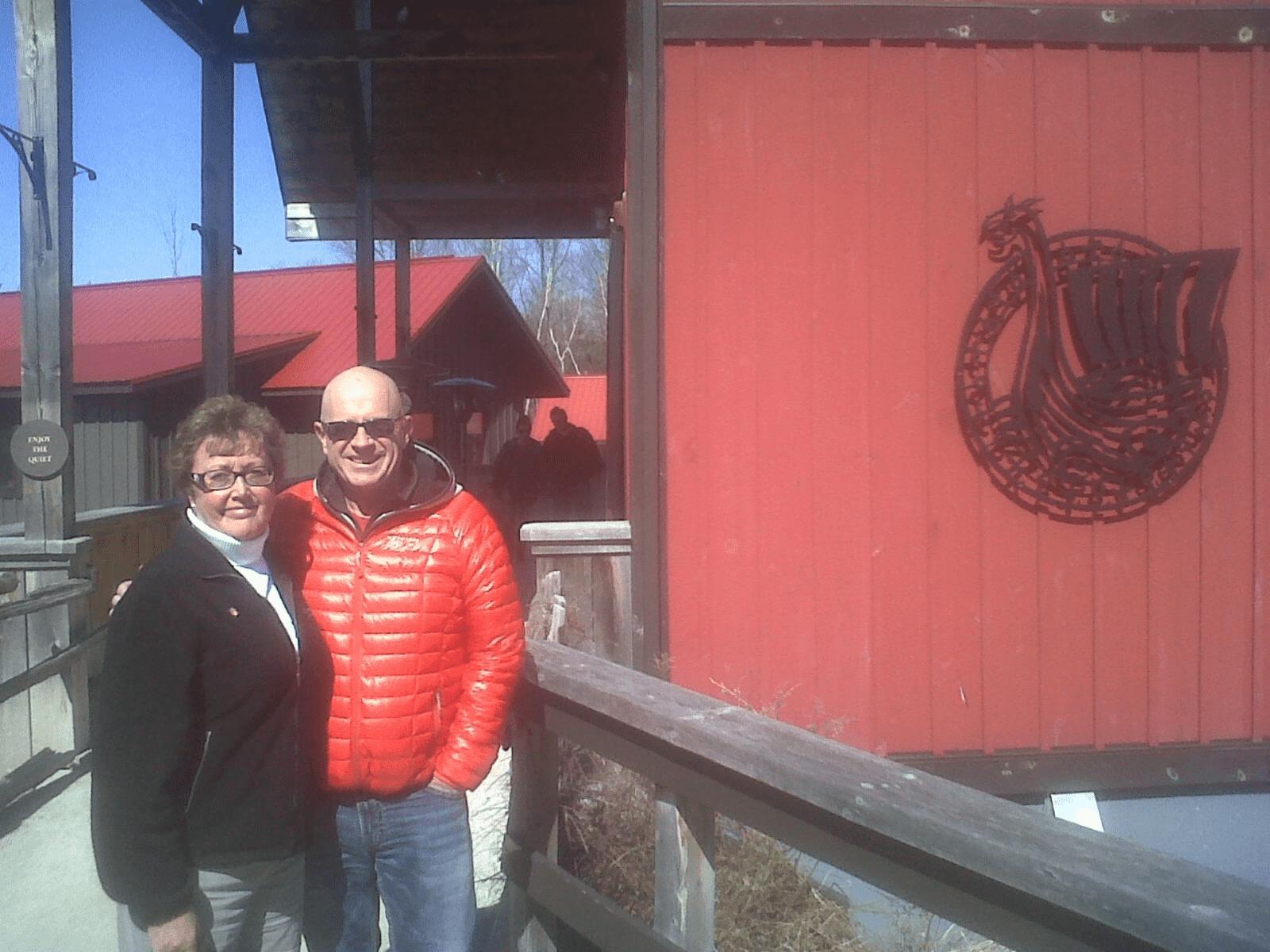 Don & Gloria from Waterloo, Ontario, Canada