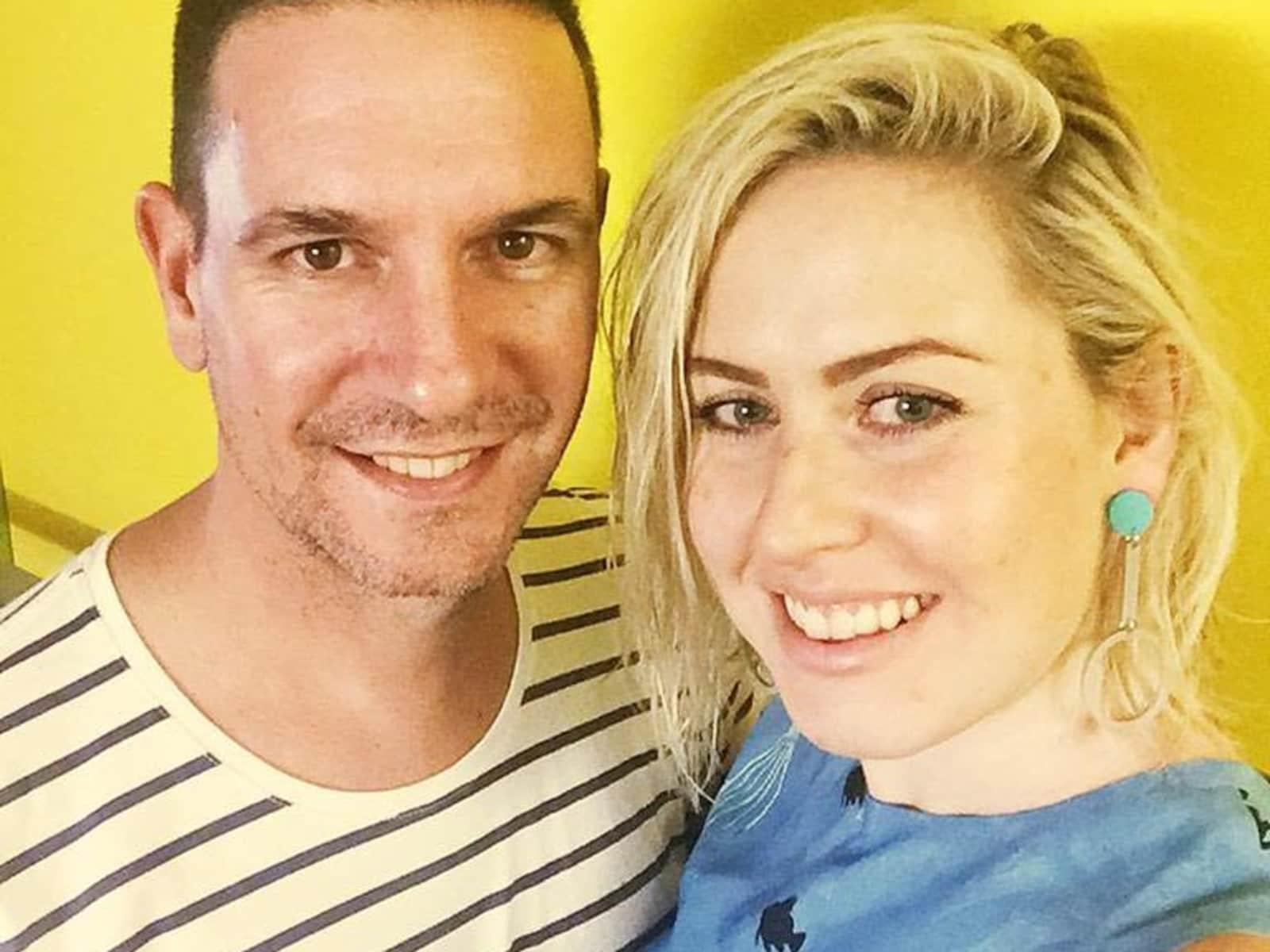 Andrea & Matthew from Melbourne, Victoria, Australia