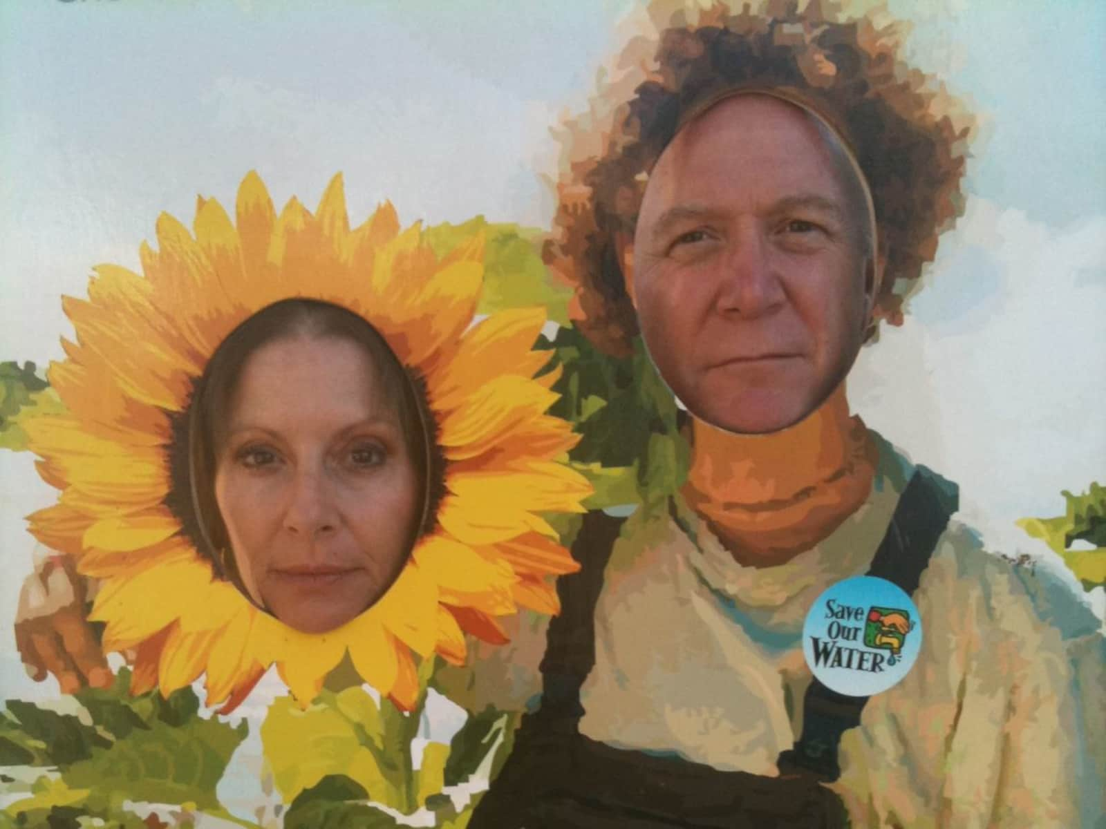 Sherry & Phil from San Francisco, California, United States