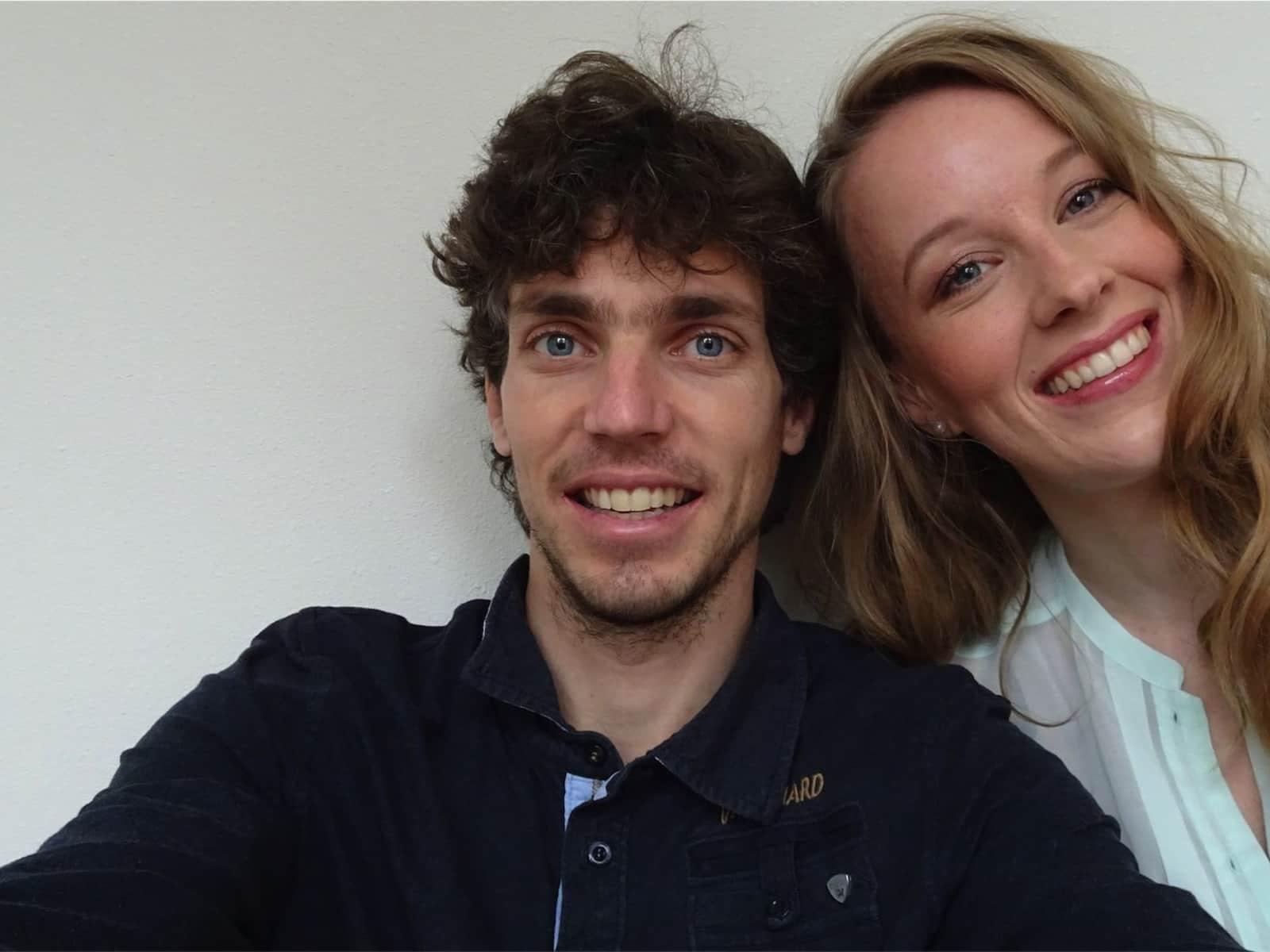 Femke & Mathijs from Schagen, Netherlands