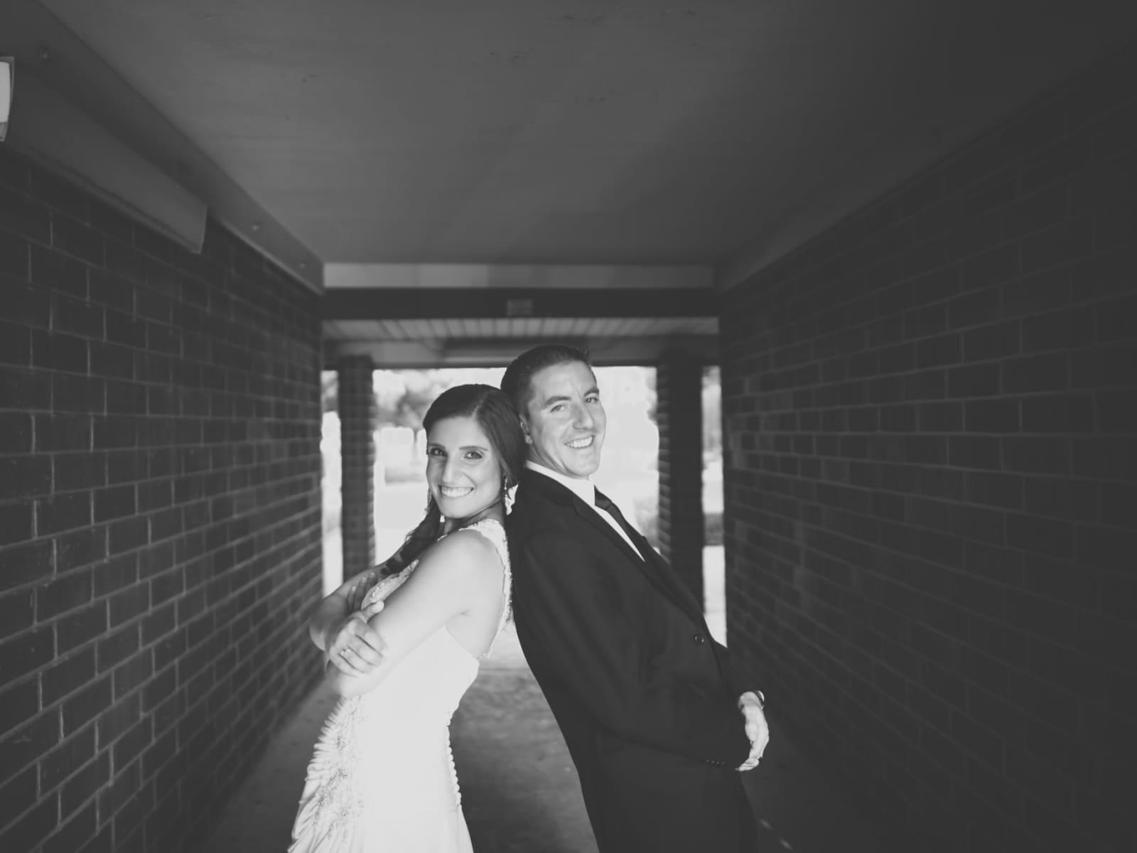 Elena & Aaron from Sacramento, California, United States