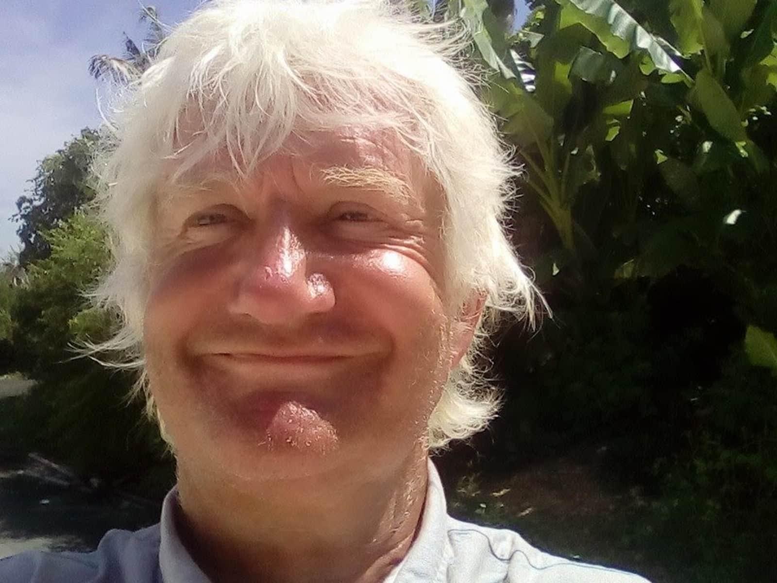Richard from Weybridge, United Kingdom