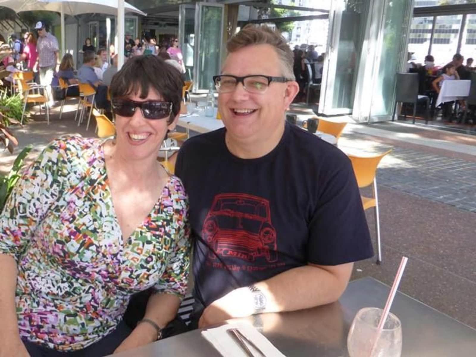 Lyndal & Brett from Brisbane, Queensland, Australia