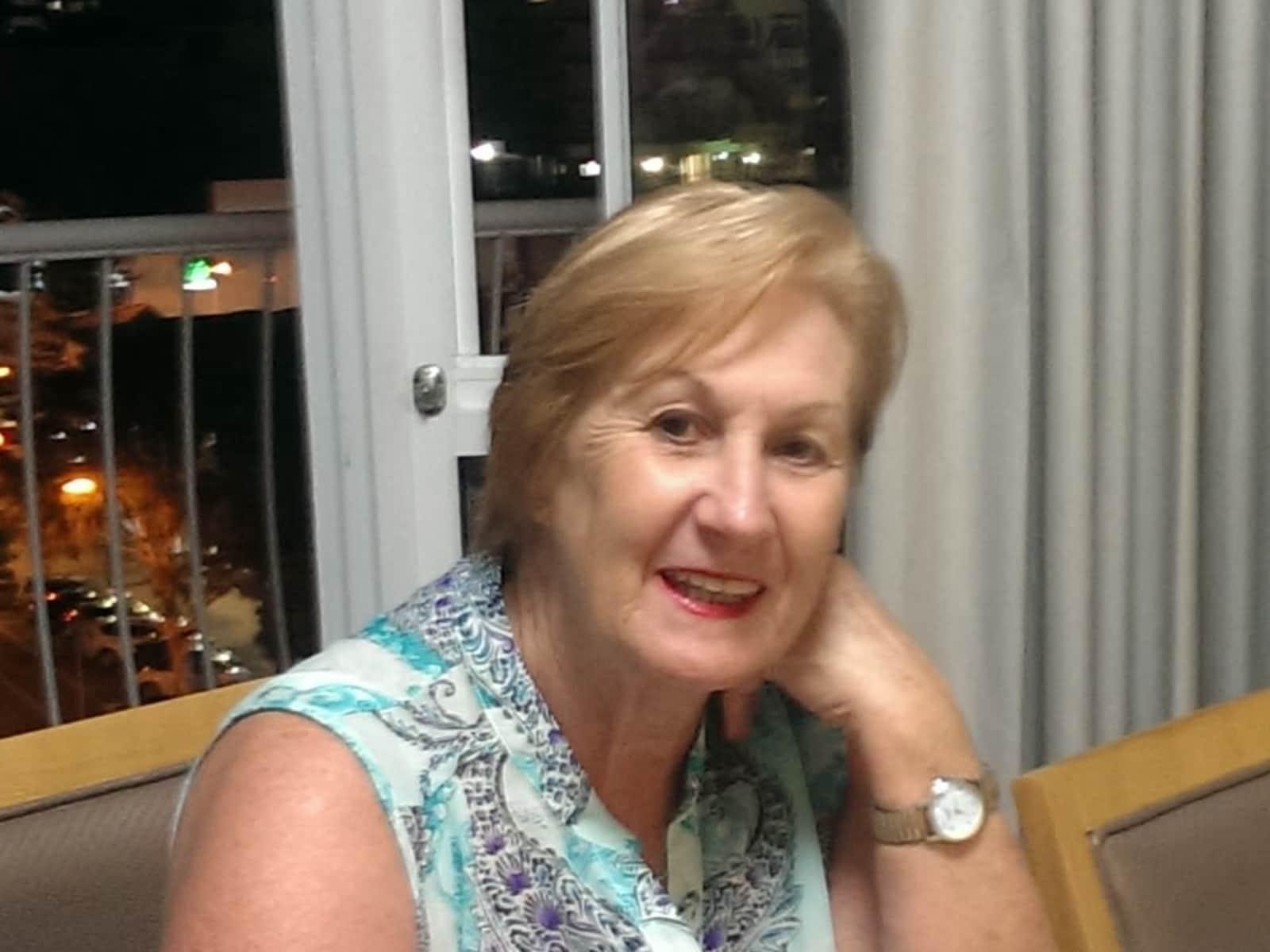 Denise from Mount Martha, Victoria, Australia