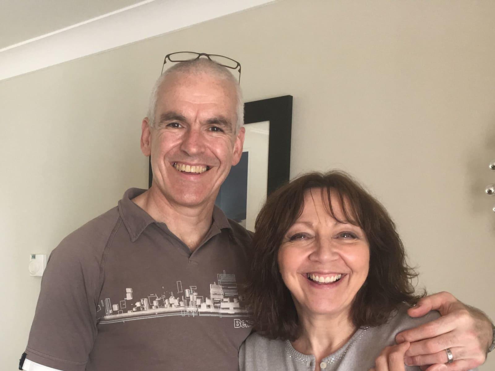 Jenny & Paul from Bath, United Kingdom