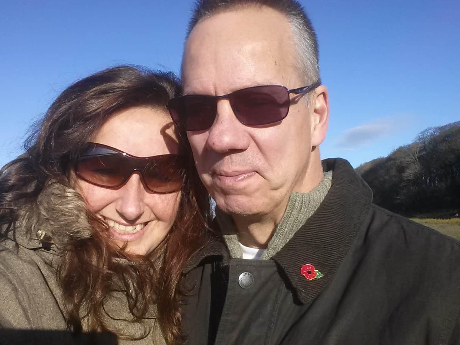 Paul & Sharon from Langho, United Kingdom