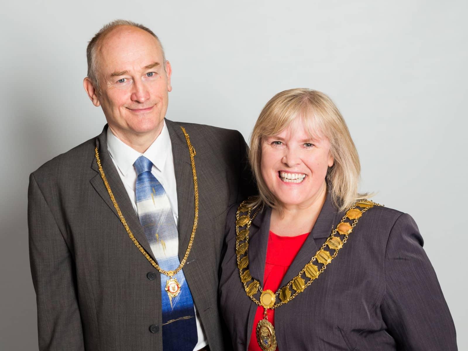 Cindy & John from Wellington, United Kingdom
