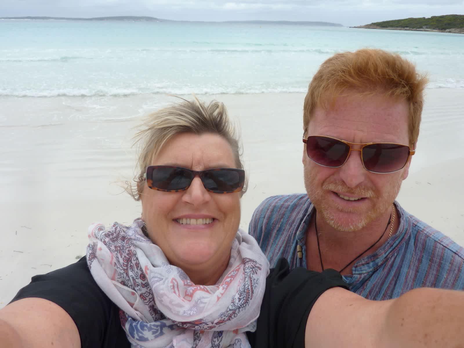 Peter & kahren & Kahren from Waihi, New Zealand