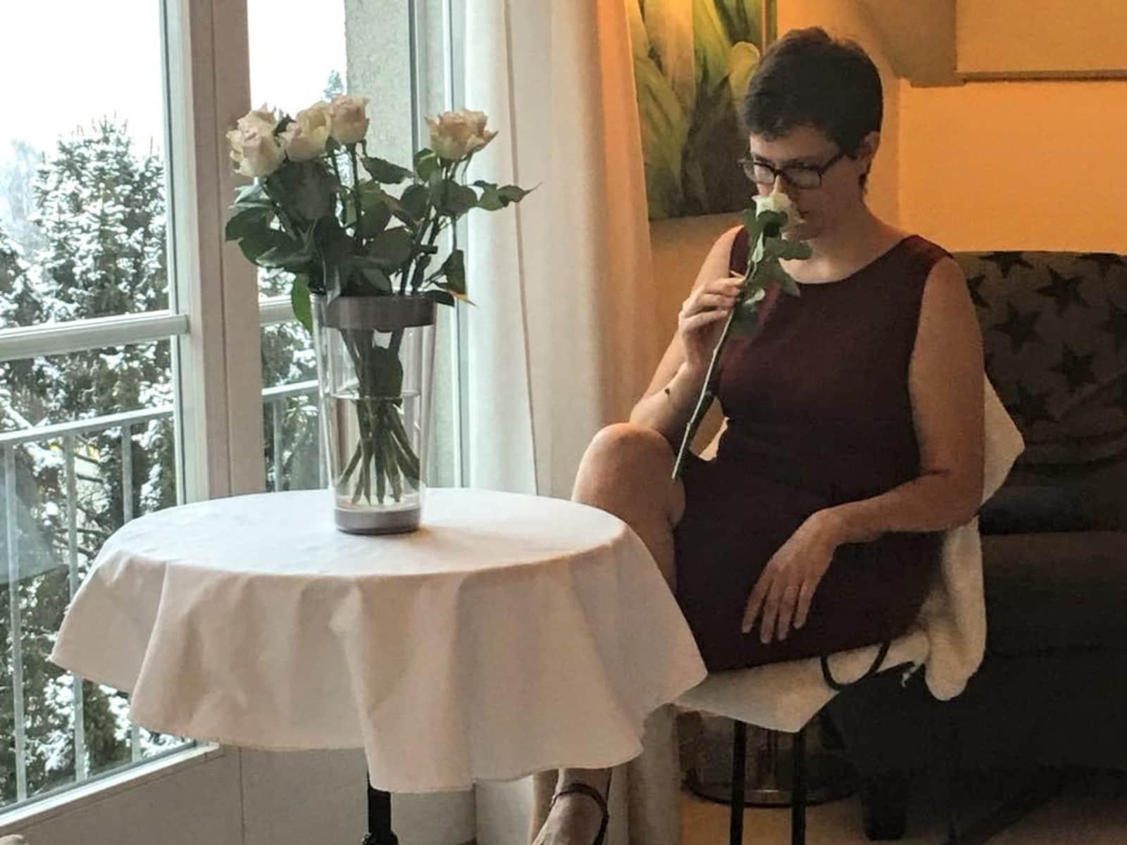 Jorina from Mattenbach (Kreis 7), Switzerland