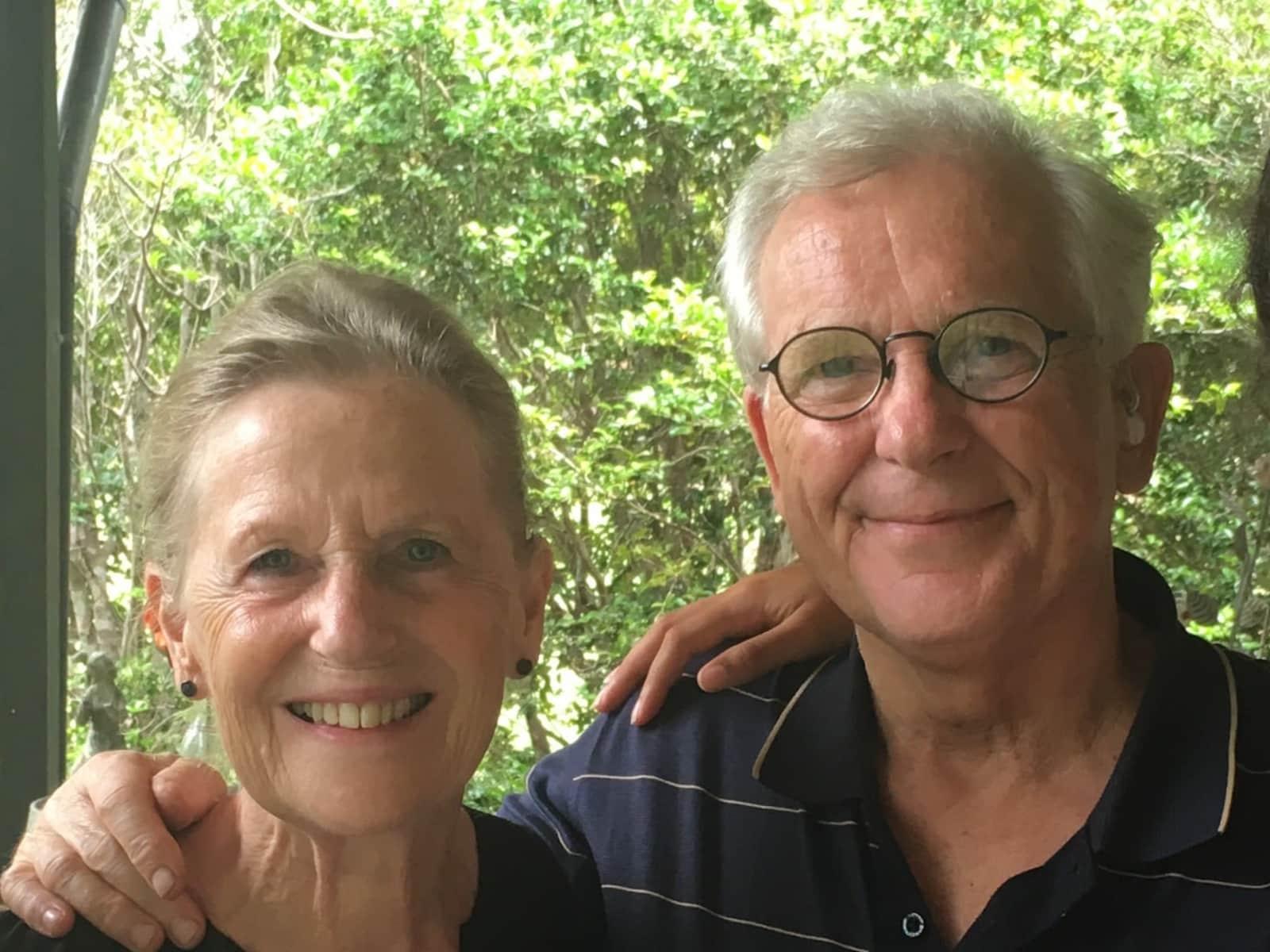 Adriaan and anny & Adriaan from Montville, Queensland, Australia