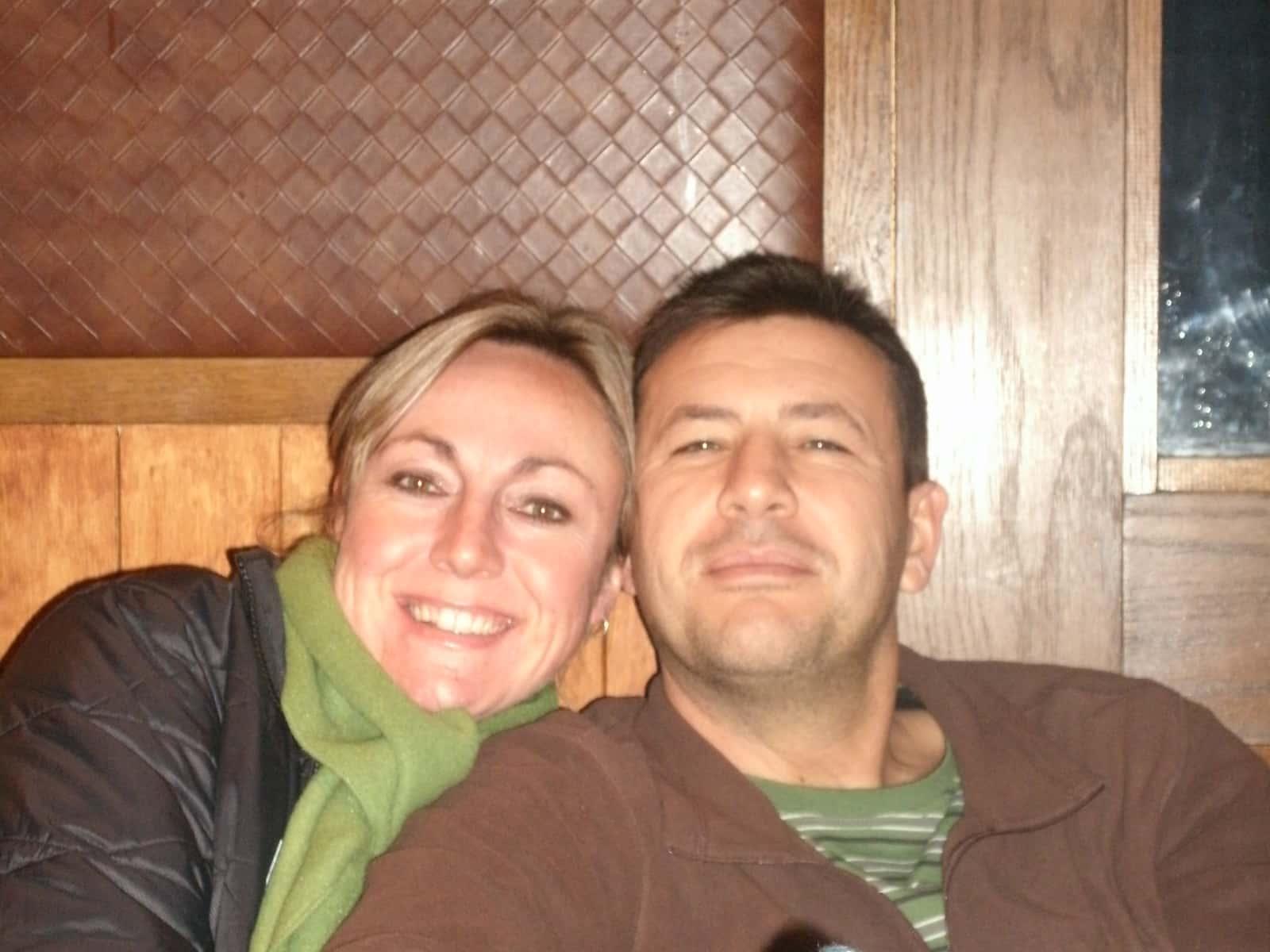 Joanne & Shaun from Mount Martha, Victoria, Australia
