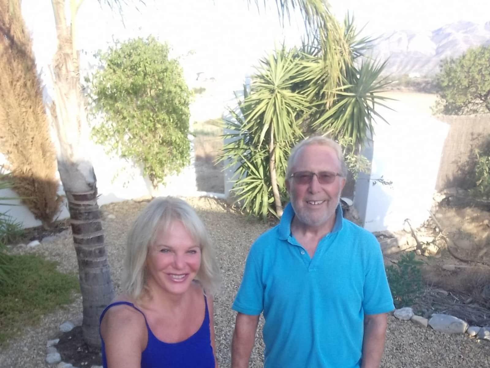 Miriam & George from Harrogate, United Kingdom