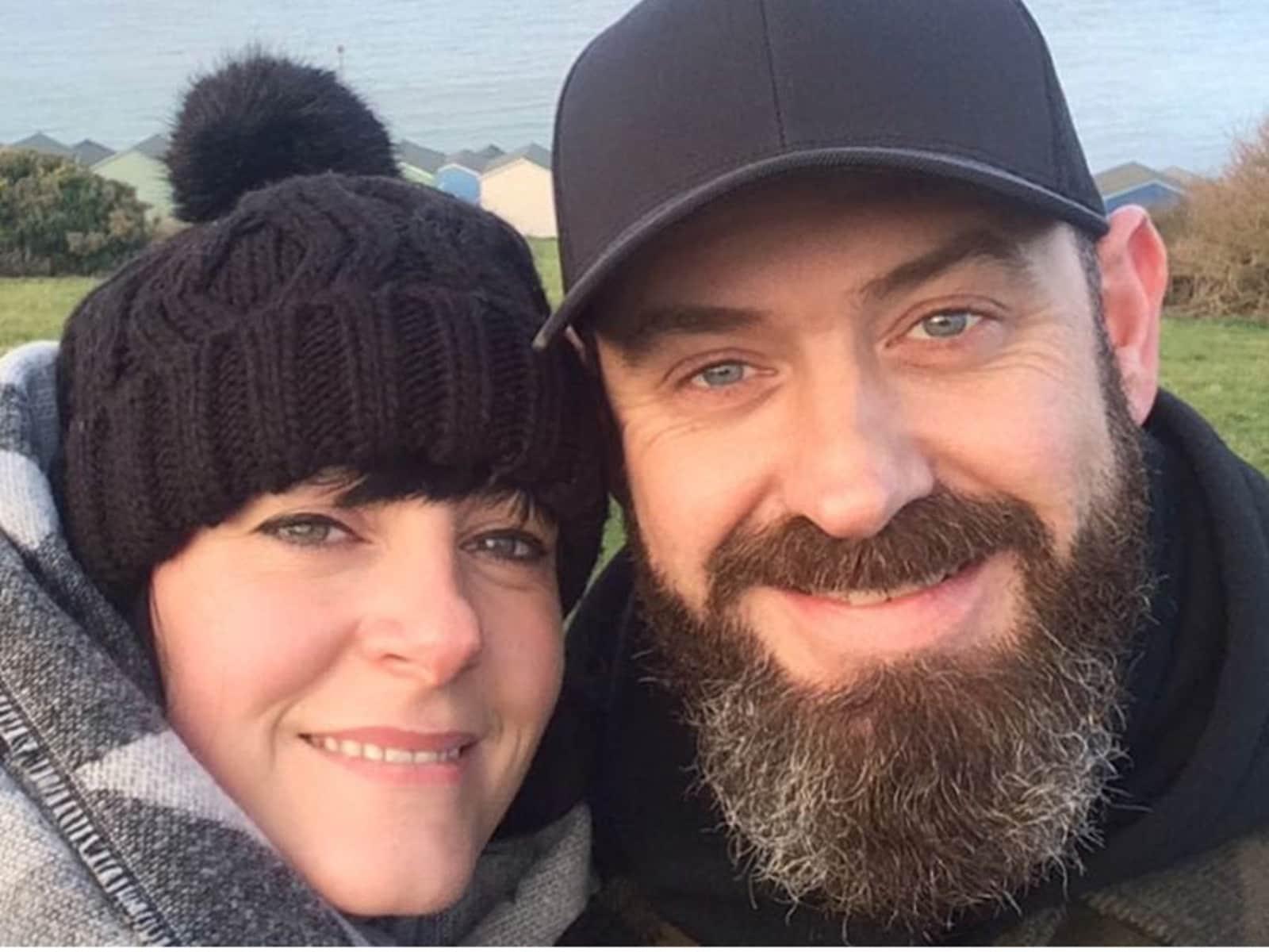 Julie & Ciaran from London, United Kingdom