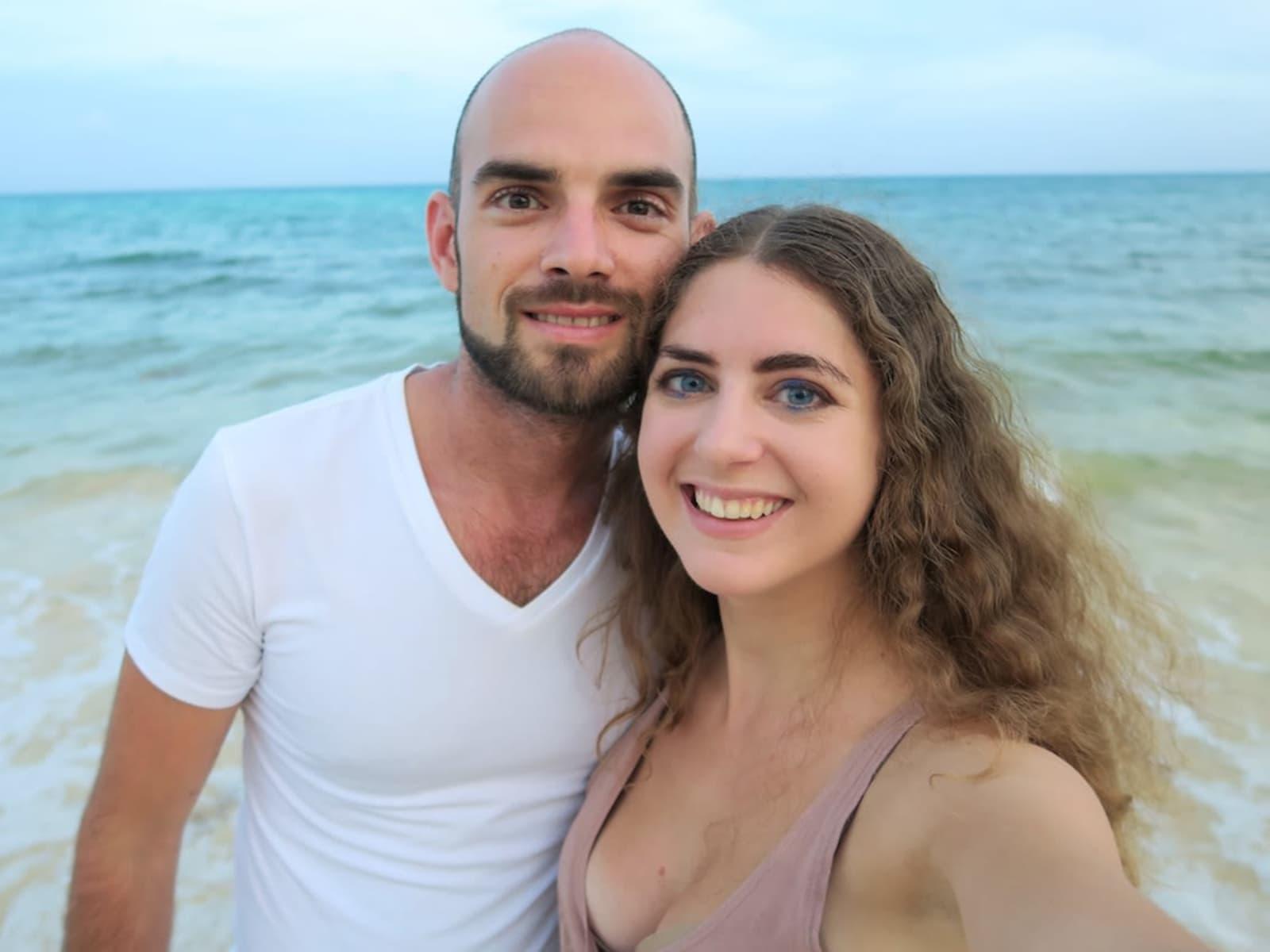 Jordan & Liviu from Miami, Florida, United States
