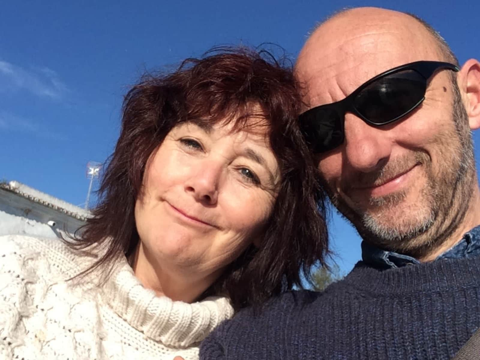 Richard & Helen from Bristol, United Kingdom