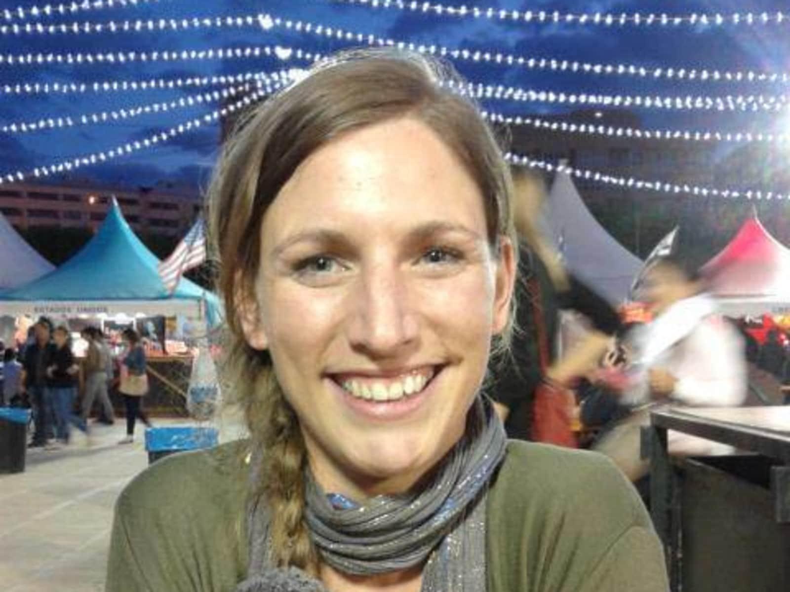 Sigrid from Antwerpen, Belgium